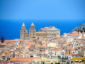 amazing city our of Palermo is Cefalù