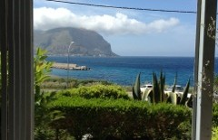 Apartment Mondello with seaview