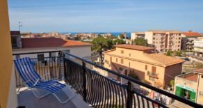 Kвартирa с видом на море Castellammare del Golfo