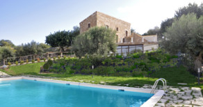 Vacation Wellnes villa Cleo in Scicli
