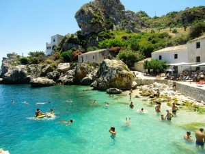 Amazing Tonnara di Scopello, prefer places in area of Castellammare del Golfo