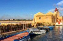 Navštívit ostrov Mozia