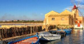 Besuchen Sie die Insel Mozia